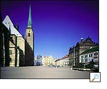 Plzeňské náměstí