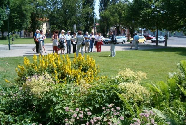 Putovní výstava soutěže evropská kvetoucí sídla je k vidění v