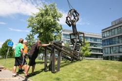 Festival Sculpture Line Plzeň 2017 (zdroj foto: www.sculptureline.cz)