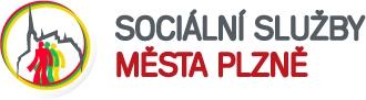 Logo Sociální služby města Plzně