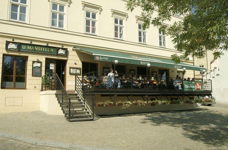 Restaurant U Man...U Mansfelda