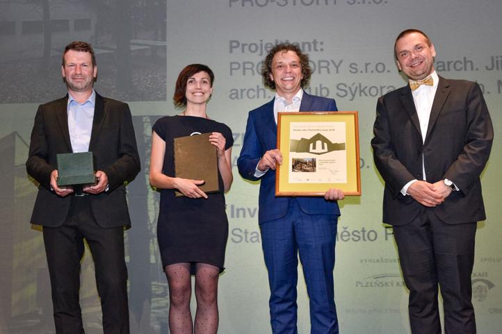 Stavba roku PK - Cena primátora