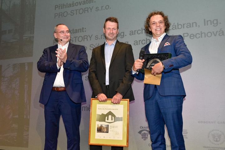 Stavba roku PK - Cena veřejnosti
