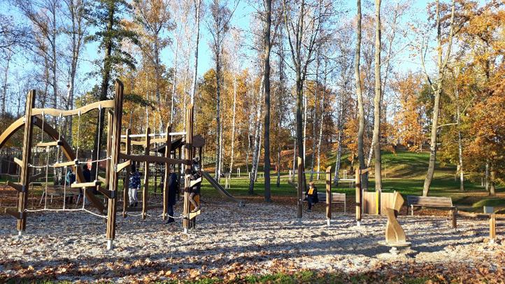 Ilustrační foto (Lochotínský park)